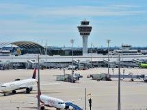 Další evropská letiště
