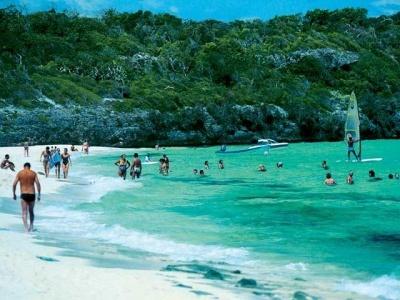 Pláž Cayo Coco