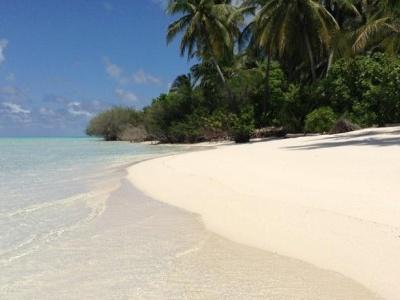 Maledivy - Vaavu Atoll