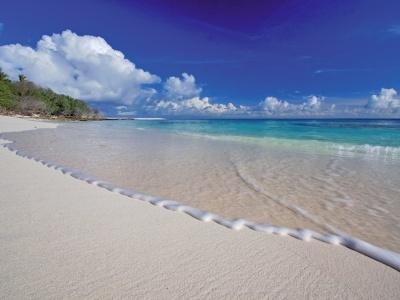 Seychelské ostrovy - Ostrov Bird Island