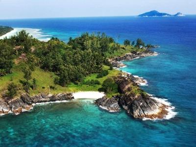 Seychelské ostrovy - Ostrov Sillhouette