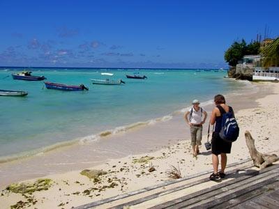 Barbados - St. Lawrence Gap