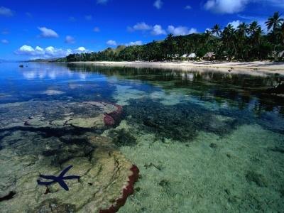 Fidži - Coral Coast