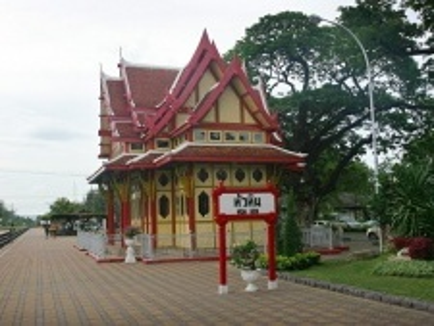 Thajsko - Hua Hin