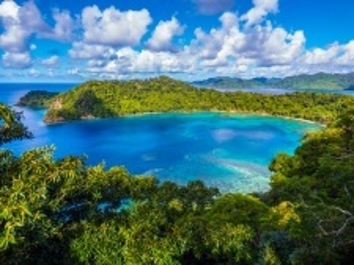 Fidži - Matagi Island