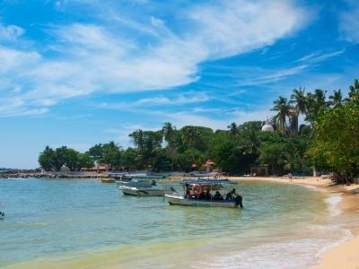 Srí Lanka - Unawatuna