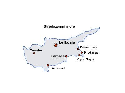 Kypr - Pissouri