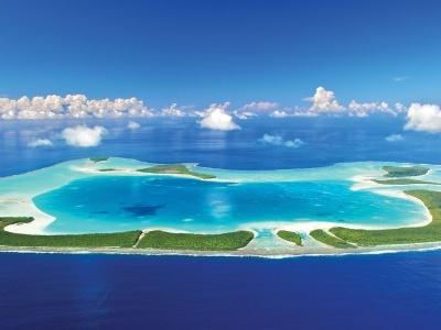 Francouzská Polynésie - Tetiaroa