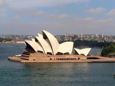 Plavby - Austrálie a Nový Zéland