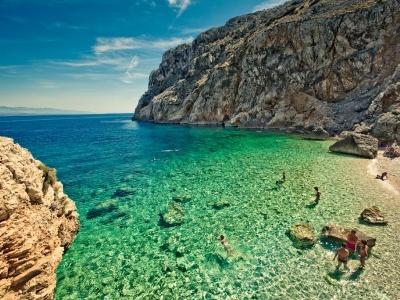 Chorvatsko - Ostrov Cres