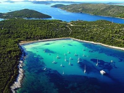 Chorvatsko - Ostrov Dugi Otok