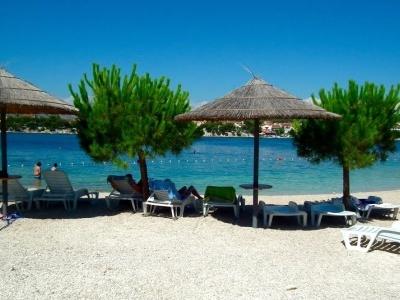 Chorvatsko - Ostrov Krapanj