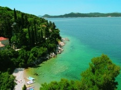 Chorvatsko - Ostrov Lopud