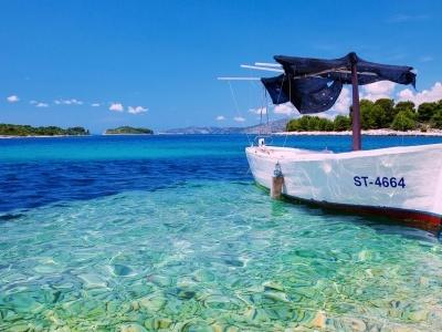 Chorvatsko - Ostrov Murter