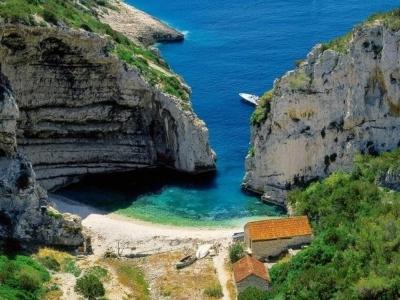 Chorvatsko - Ostrov Vis