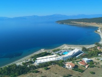 Řecko - Korintský záliv