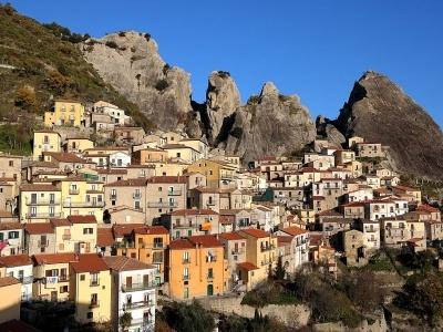 Itálie - Basilicata