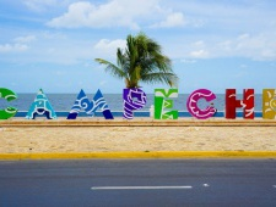 Mexiko - Campeche