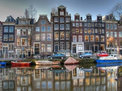 Holandsko - Amsterdam