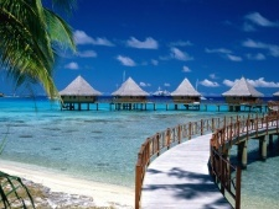 Francouzská Polynésie - Kombinace Rangiroa a Tahiti