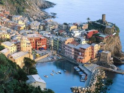 Itálie - Ligurská Riviéra