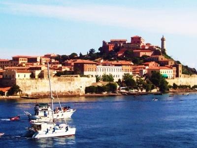 Itálie - Elba