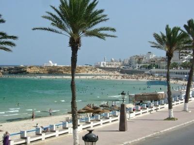 Tunisko - Monastir