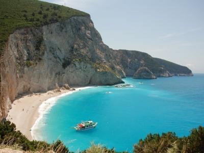 Řecko - Lefkada