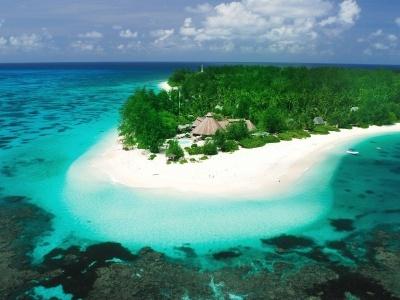 Seychelské ostrovy - Ostrov Denis
