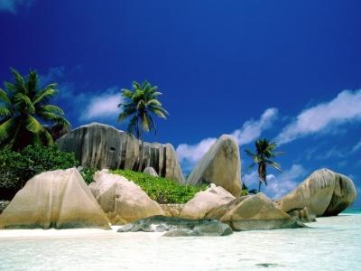 Seychelské ostrovy - Ostrov Praslin