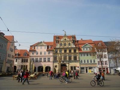Německo - Erfurt