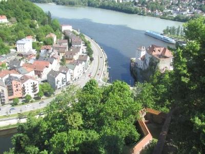 Německo - Passau