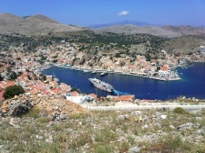 Řecko - Symi