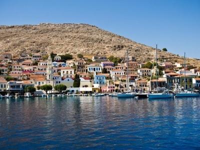 Řecko - Halki