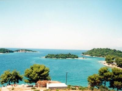 Albánie - Saranda