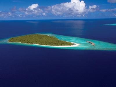 Maledivy - Faafu Atol