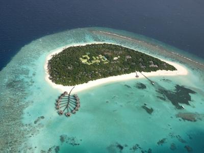 Maledivy - Severní Male Atol
