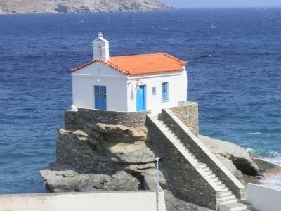 Řecko - Andros