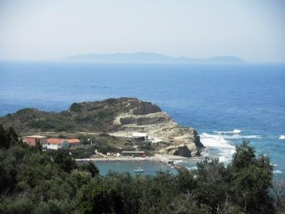 Řecko - Erikousa