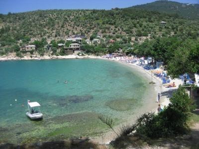 Řecko - Thassos