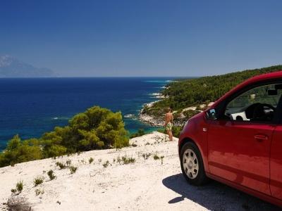 Řecko -  Fly & Drive