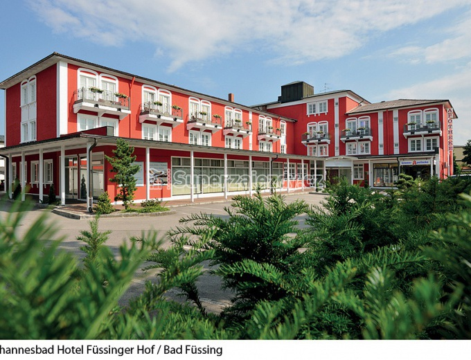 Roulette Hotels Bad FГјssing