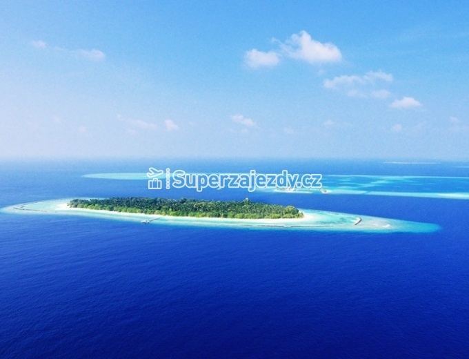 Kombinace Okruh Srí Lankou, polopenze + Maledivy - hotel Royal Island