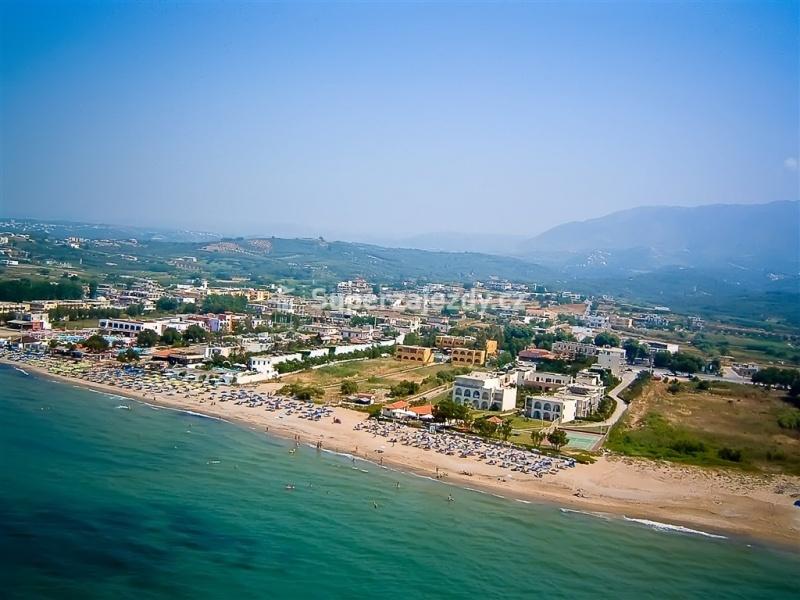 Kreta Kavros Hotel Sandy Beach