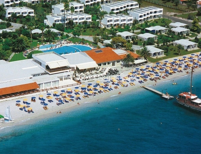 Corinthia Kinetta Beach Resort Spa