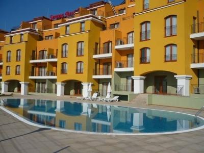 Serena Residence Aparthotel Sozopol