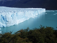 Led a oheň Patagonie (Argentina a Chile)