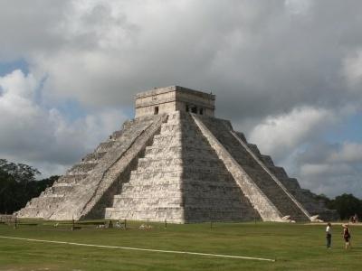 Mexiko - velký okruh (Komfort)