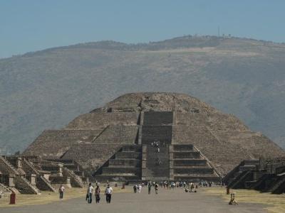 Za památkami a kulturou Mexika