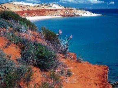 Cesta po západním pobřeží Austrálie